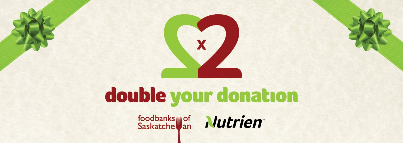Double Your Donation with Nutrien